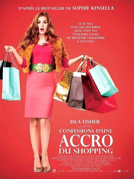 Confessions d'une accro au shopping