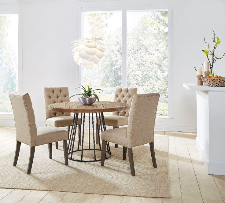 Nobel rundt spisebord › Spisebord Spiseplassen › Fagmøbler