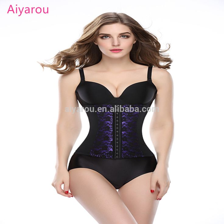 Check out this product on Alibaba.com APP Wholesale and retail Blue Lace Girdle Underbust Control Corset Firm Waist Trainer Slimming corset