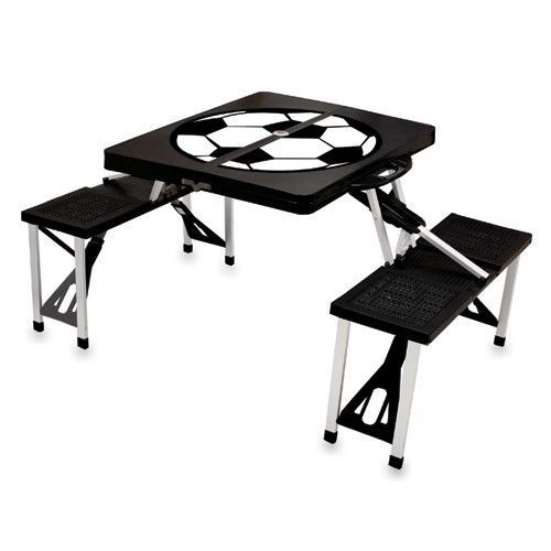 Picnic-Portable-Folding-Table-with-seats-Sport-Black-with-Soccer-811-00-175