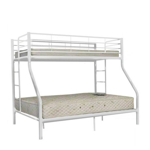Urban Trio Bunk Bed White | Beds Online