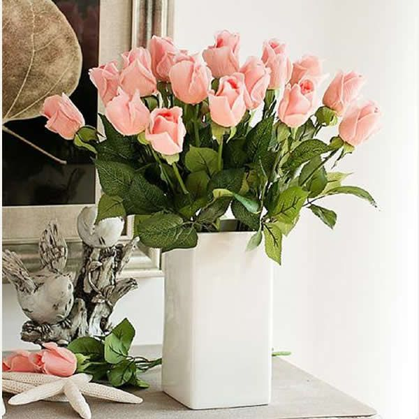 M s de 25 ideas fant sticas sobre flores artificiales en for Plantas artificiales decoracion