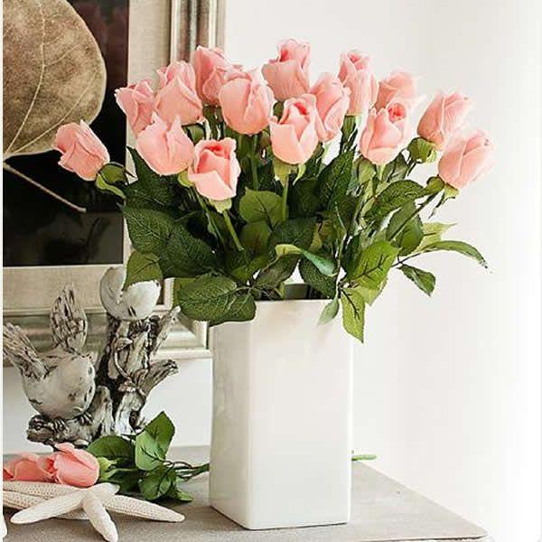 M s de 25 ideas fant sticas sobre flores artificiales en - Plantas artificiales para decorar ...