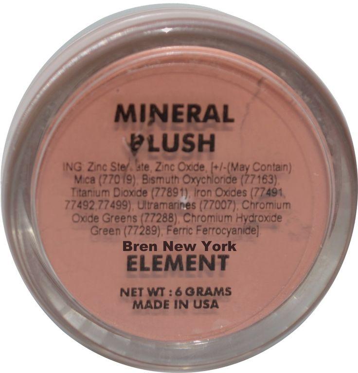 Element Mineral Blush Shade
