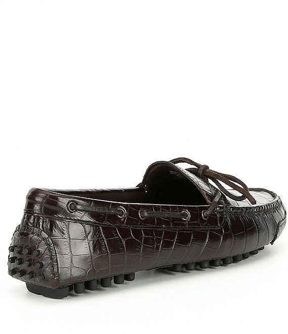 Men\u2019s Black Leather Loafers
