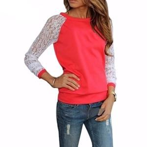Long Sleeve Casual Jumper