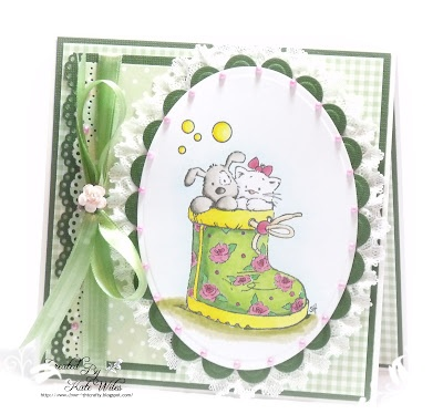 Crafters Companion Card Class