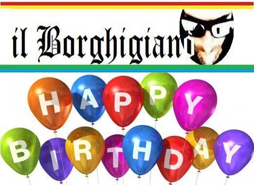 Il Borghigiano  Di chi è il compleanno?..Di chi è il compleanno oggi? Rome a cura di Alm https://t.co/hDkSFu4YfH https://t.co/3yBgNA0a8K