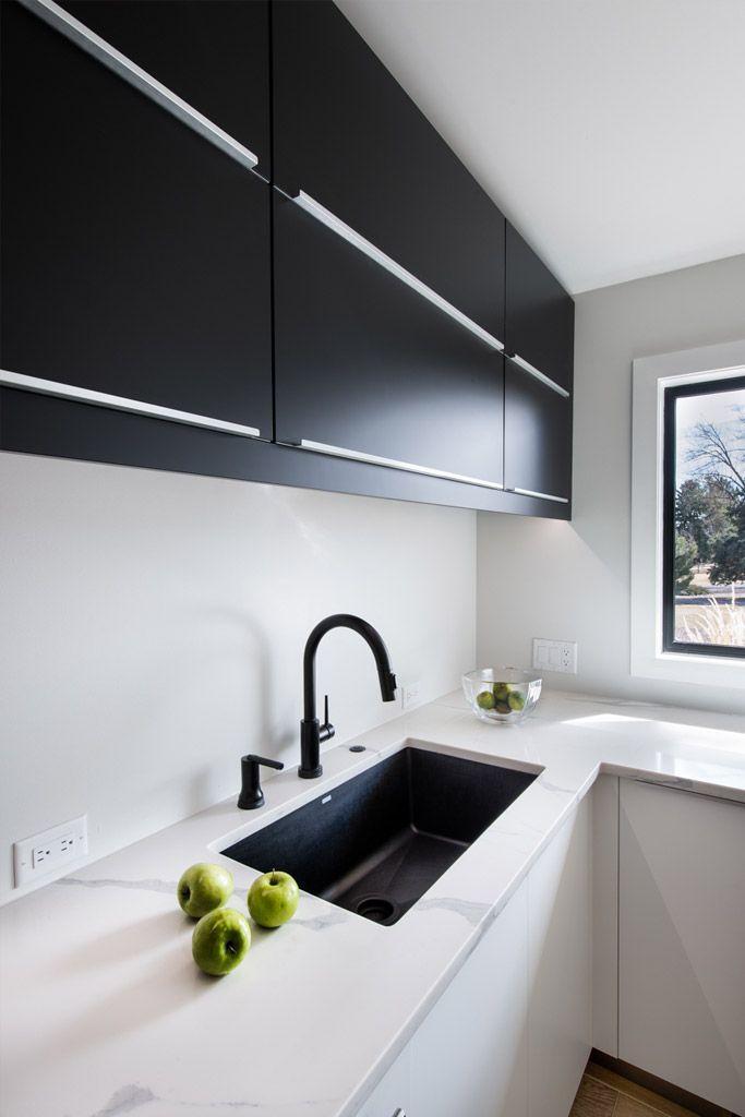 Black And White Matte Acrylic Ikea Cabinets Cabinet Doors Ikea