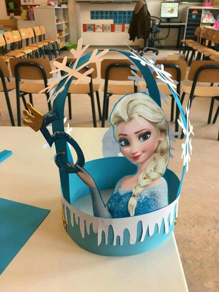 Elsa verjaardagskroon