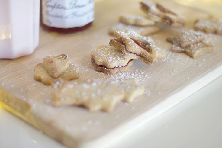 sablés de noël sans lactose et sans gluten http://lepetitmondedejulie.net