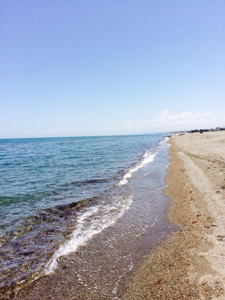 Harika deniz ve kum. Kocaali SAKARYA  TÜRKIYE