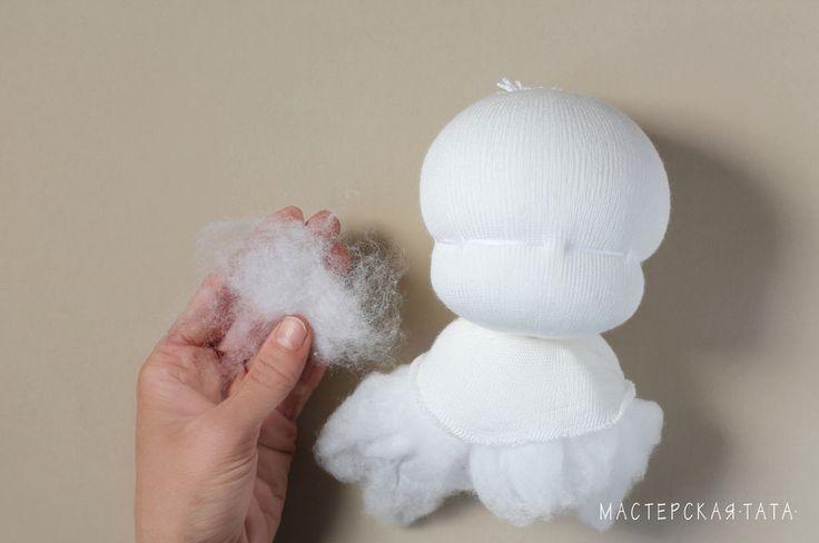 Как сделать куколке пухлые щечки - Ярмарка Мастеров - ручная работа, handmade