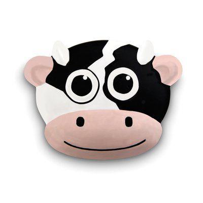 Kikkerland Talking Bag Clips (Set of 2) Type: Cow