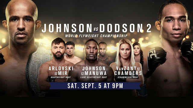 Tonerock Sports :: UFC 191 HIGHLIGHTS