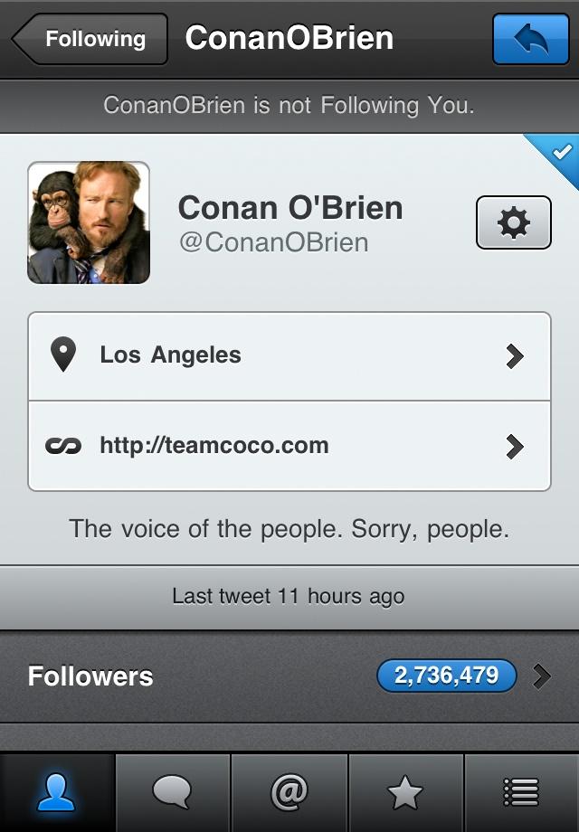 Tweetbot - a Twitter client