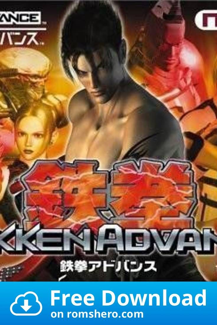 Download tekken advance gameboy advance (gba) rom | ninja turtle.