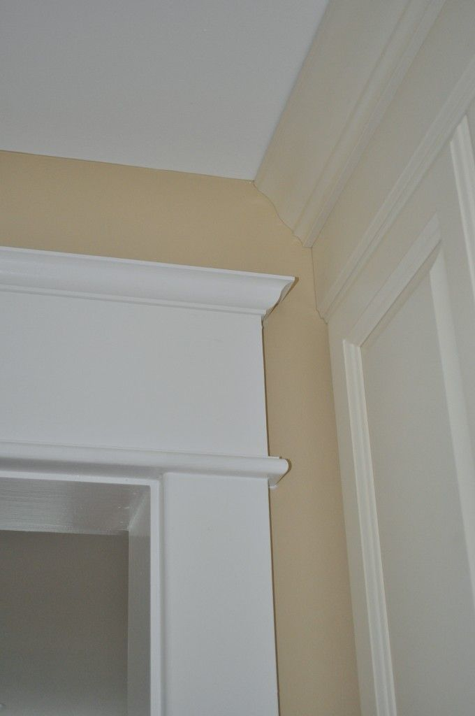 Pin by larry bishop on craftsman home inspirations for Mission style moulding