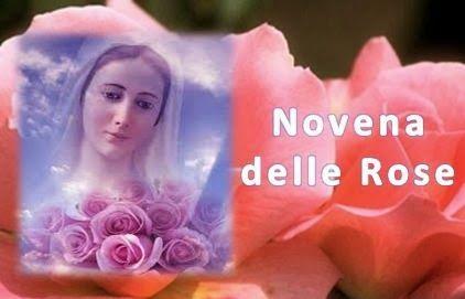 La Madonna Miracolosa: NOVENA DELLE ROSE