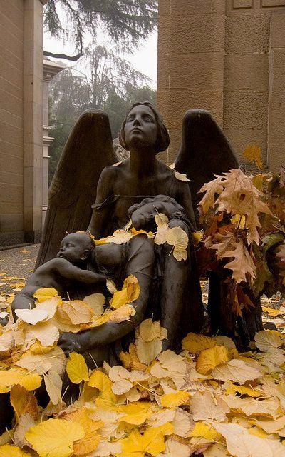 Cimitero Monumentale - Milano, Italy
