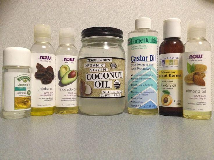 {36} DIY Hair & Body Oil Mix