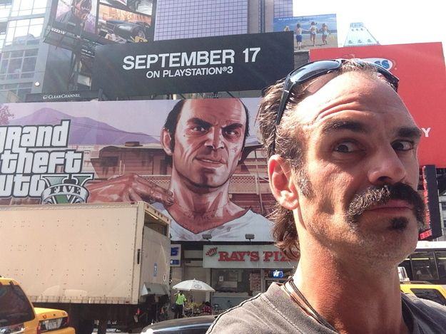 "An Interview With Steven Ogg, The Voice Of ""GTA V's"" Trevor"