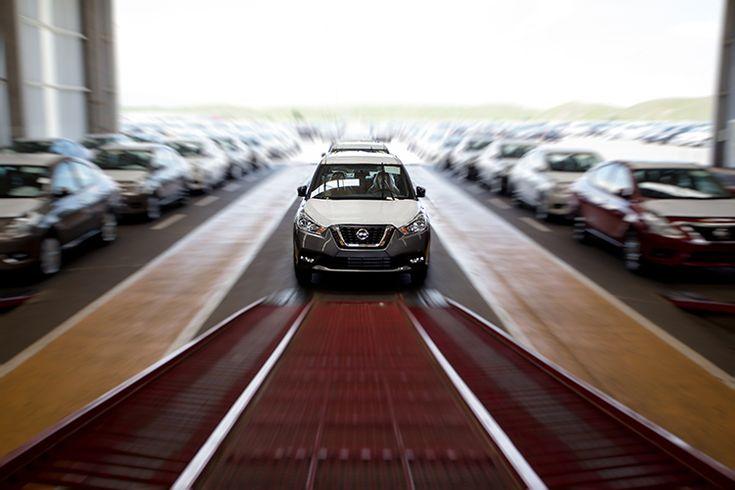 #autonews Nissan envia primeiro lote de 933 Kicks para a Argentina: Carro fabricado… #Motor_News #argentina #exportação #noticiasautomotivas