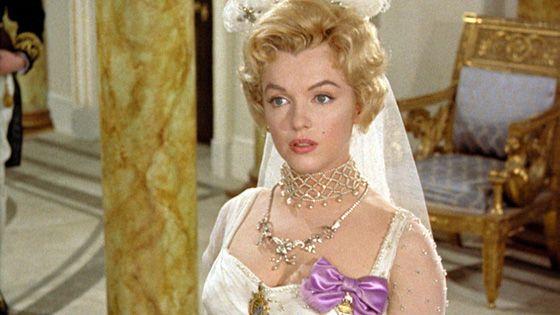 El Principe y la Corista, nominada a los premios BAFTA por mejor película, mejor actor principal, mejor actriz extranjera, mejor película extranjera y mejor guión.