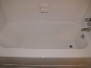 Nice & shiny after resurfacing bbath tub & tile  http://www.creativemulticare.com/services.aspx