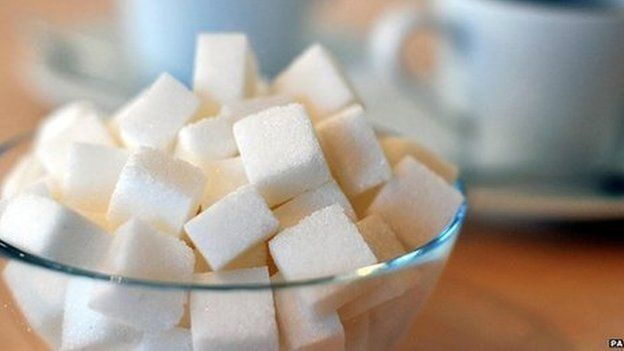 "It may be necessary to introduce a sugar tax, the chief medical officer for England has suggested.  Dame Sally Davies told a committee of MPs that unless the government is strong with food and drink manufacturers, it is unlikely they will resize their products.  She said she believes ""the research will find sugar is addictive"" and that ""we may need to introduce a sugar tax"".  The food industry says it has been working to reduce sugar in products"
