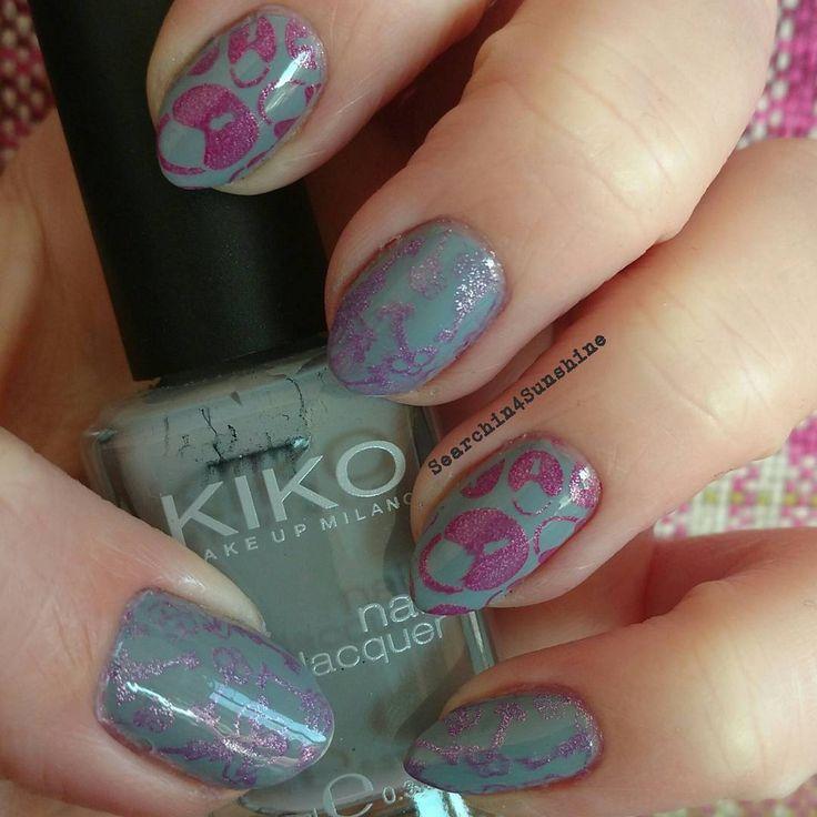 Grau bei #lackeinfarbeundbunt und da durfte bei mir #kiko 328 #gray in 2 Schichten auf die Nägel mit #stamping 💅 #kikomilano #kikocosmetics #uberchic #stampingnails #nailpolish #nagellack #naillacquer#instanails #nailswag #nailsdone #manicure #notd #nailporn #nailsoftheday #nails #nägel #instapic #nailsofinstagram #nagellackliebe #nailpolishlover #nailpolishlove #nailart #nailinspiration #lifub