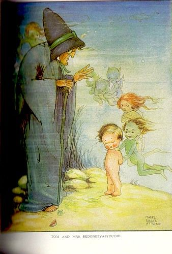 The Water Babies by Charles Kingsley, 1915