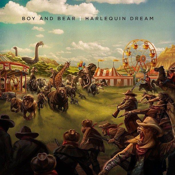 Boy and Bear - Harlequin Dream