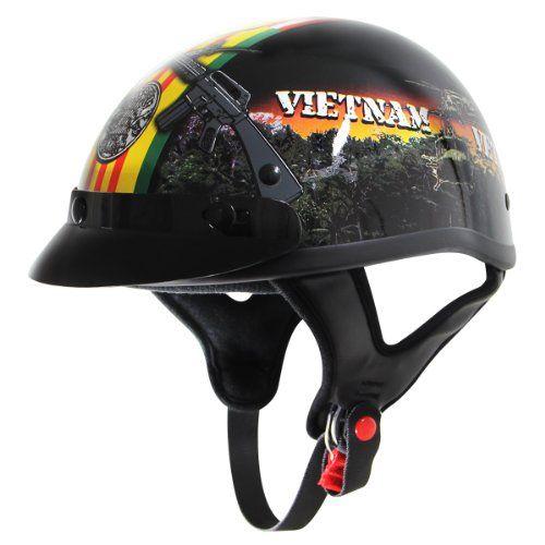 Cheap Outlaw T70 Glossy Motorcycle Half Helmet with Vietnam-Veteran-of-America Graphi  Medium https://motorcyclejacketsusa.info/cheap-outlaw-t70-glossy-motorcycle-half-helmet-with-vietnam-veteran-of-america-graphi-medium/