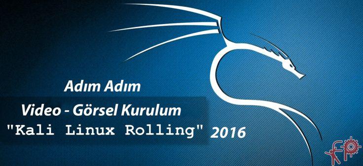 #Adım Adım #Kali #Linux #Rolling #2016 Kurulumu – #Video #Ve #Görsel #Anlatım | #Fikir #Proje #Ajans http://www.fpajans.com/adim-adim-kali-linux-rolling-2016-kurulumu-video-ve-gorsel-anlatim.htm  #kalilinux