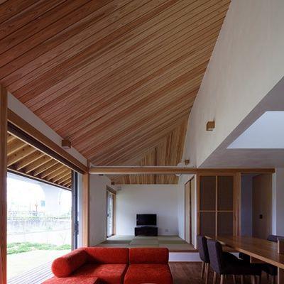 【建築家とつくる家】施工例 Works.061 K様邸(香川県高松市) | デザイナーズハウスはセンコー産業