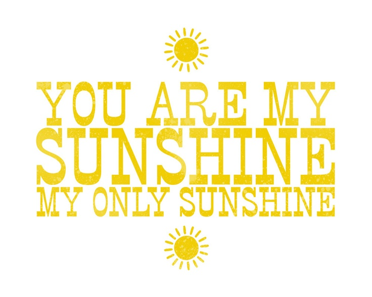 Good Morning Sunshine You Are My Sunshine : Best good morning sunshine images on pinterest