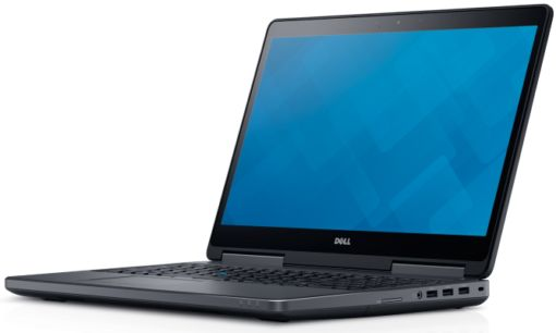 DELL Precision 7510 Mobile Workstation