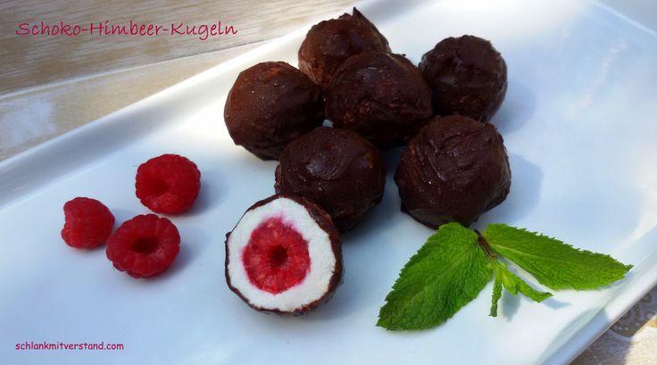 Schoko-Himbeer-Kugeln low carb low carb leben heißtzwar bestimmte Lebensmittel vom Speiseplan streichen, aber es heißt nicht, dass man auf leckere Naschereien verzichten muss. Neben meinen Raffael…