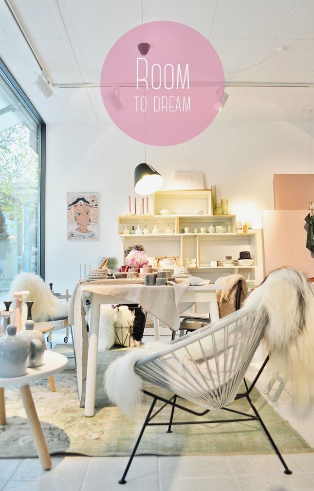 Happy Interior Blog: Shop Love: 'Room To Dream' In Munich
