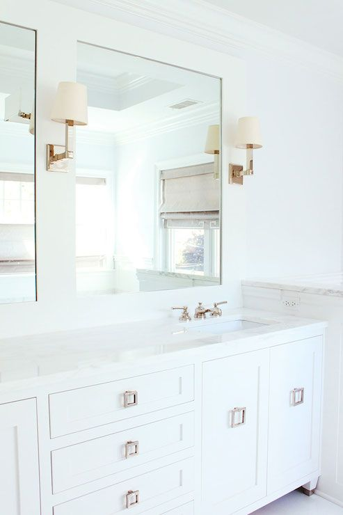 Laura Tutun Interiors Bathrooms Built In Vanity Built