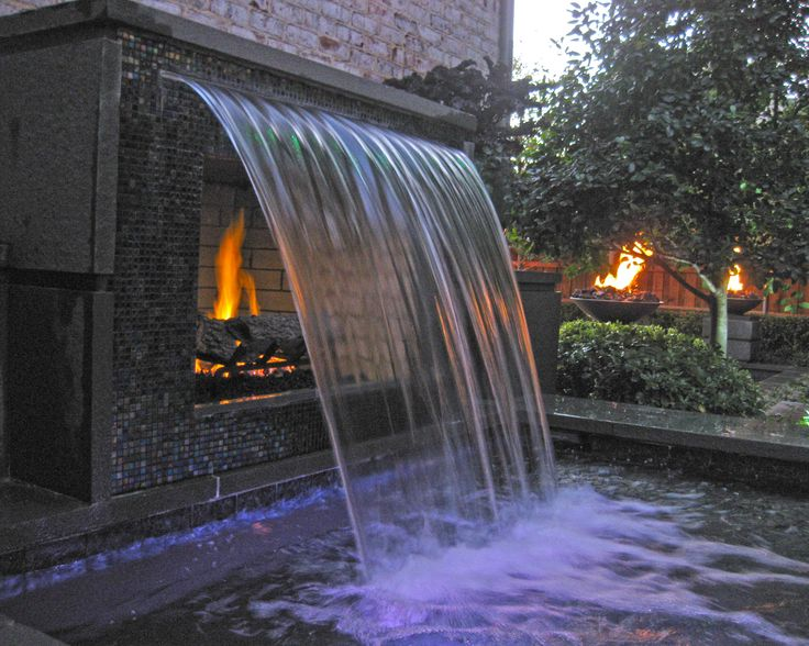 73 Best Fountain Weirs Scuppers Images On Pinterest