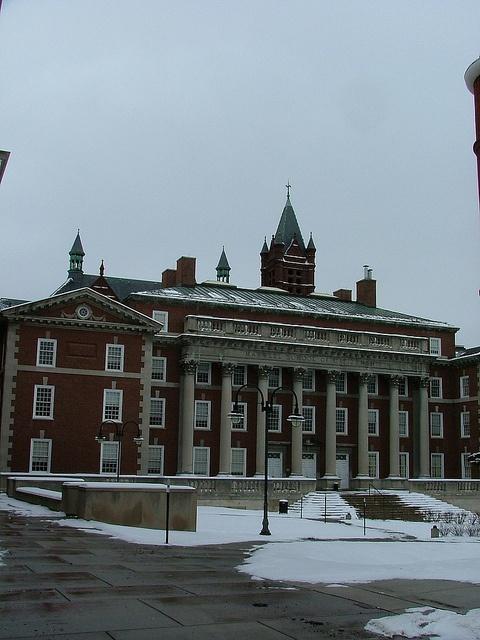 Syracuse University, Syracuse, New York