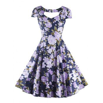 GET $50 NOW | Join Dresslily: Get YOUR $50 NOW!http://m.dresslily.com/hollow-out-floral-dress-for-women-product1548402.html?seid=dCGl8fK5jK9dItp2fOUv0262MG