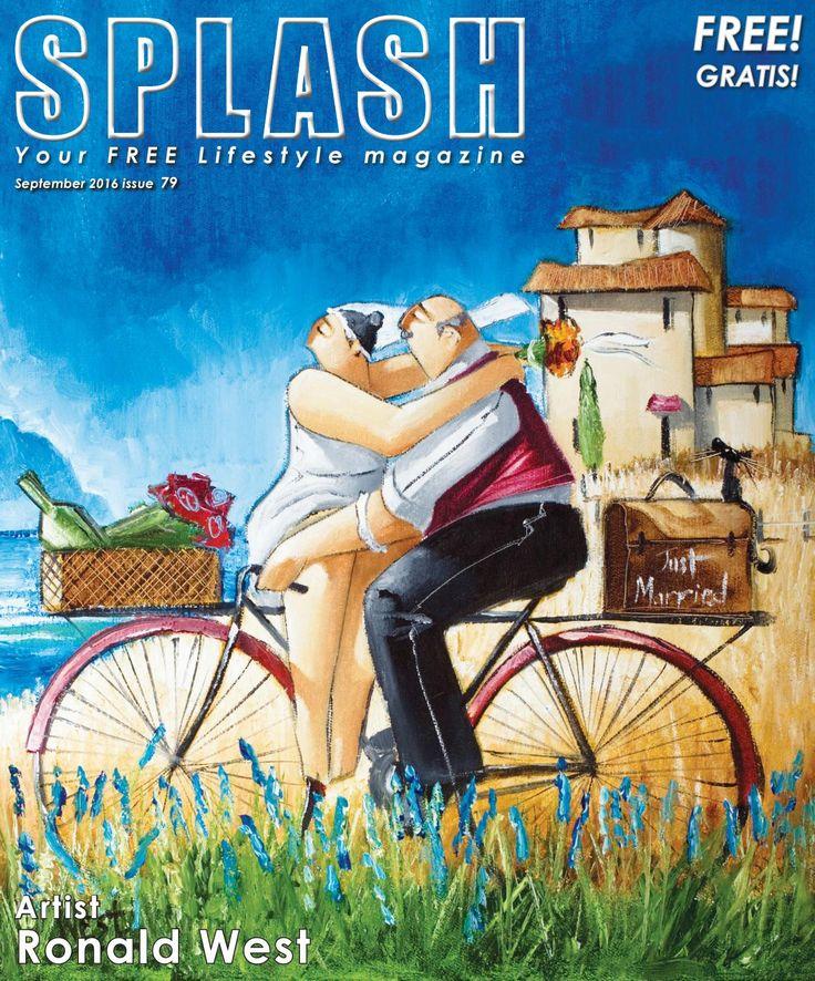 Splash Magazine Overberg - September 2016