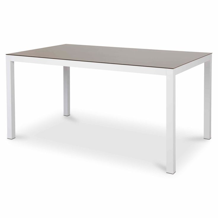 Janeiro Metal 4-6 Seater Dining Table - B&Q for all your home and garden supplies and advice on all the latest DIY trends