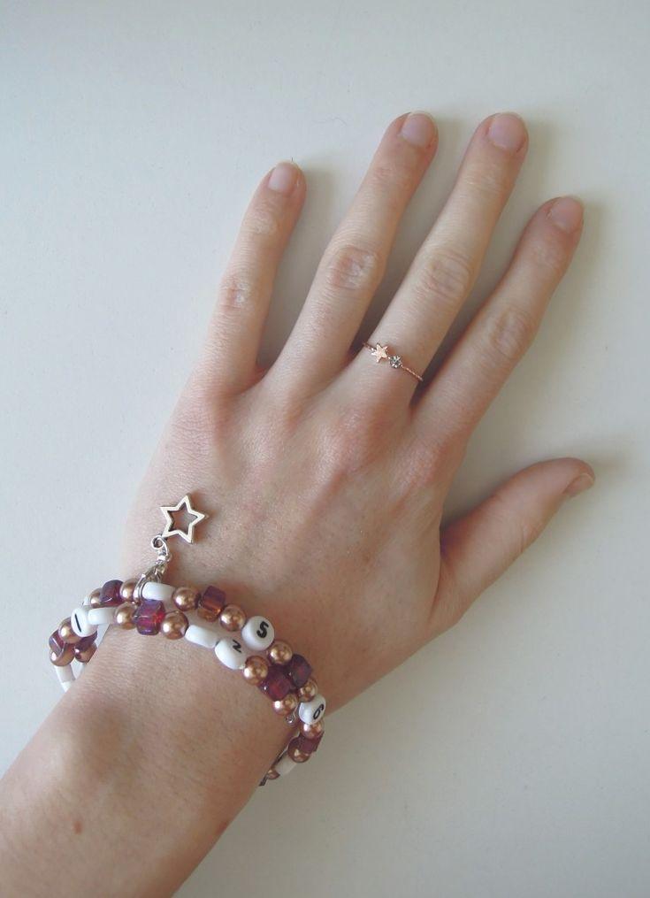 DIY / Tutoriel : le bracelet d'allaitement