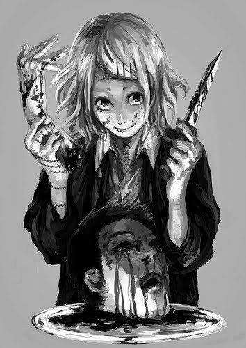 Tokyo Ghoul | juuzou Suzuya #DinnerServed