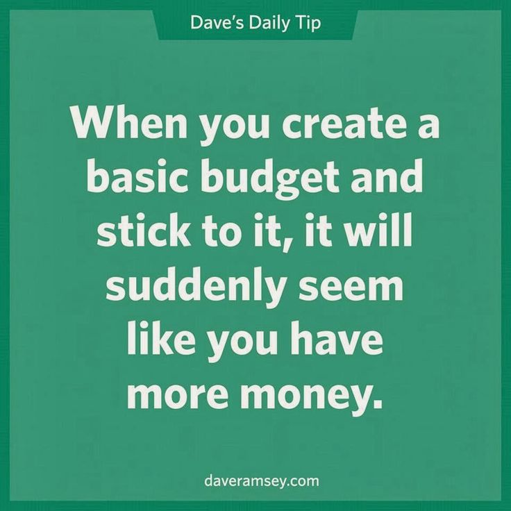 Housewife 2 Hostess : Budgeting 101 - The Dave Ramsey Way