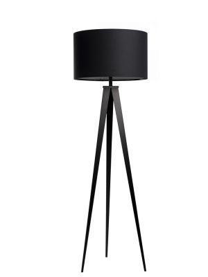 Zuiver Vloerlamp Tripod - Zwart #light